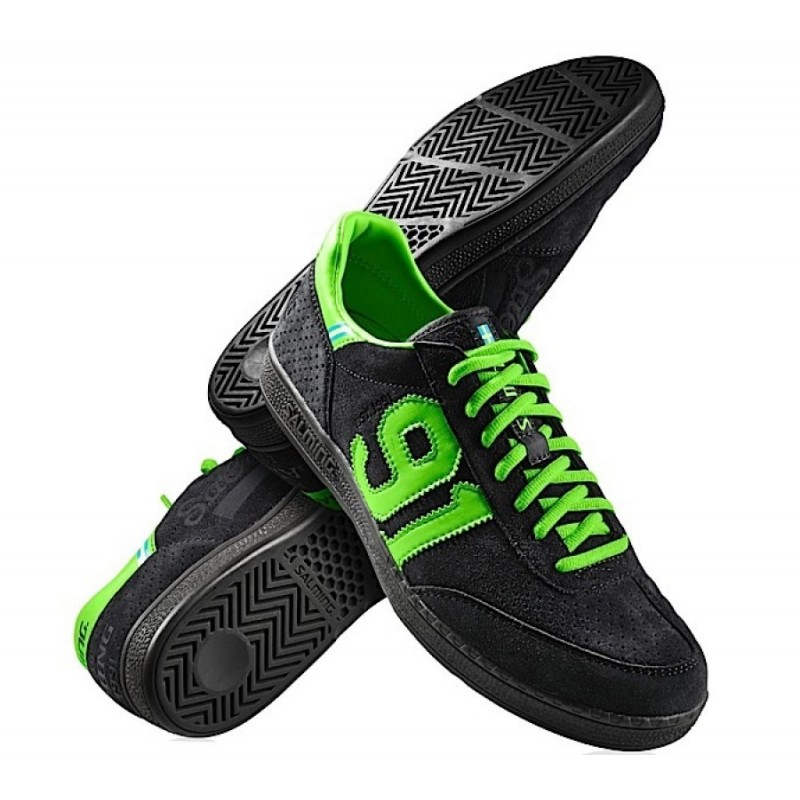 Salming 91 Black/Green