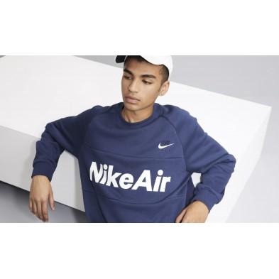 Sudadera de tejido Fleece - Hombre Nike Air