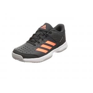 Adidas Court Stabil Jr, Zapatilla de Balonmano Unisex Niños
