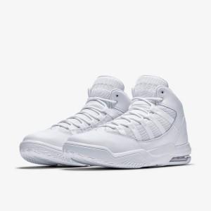 Air Jordan Max Aura Baloncesto Blanco
