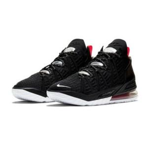 Nike LeBron 18 'Bred