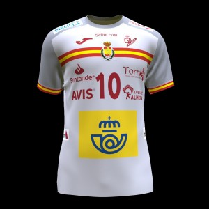 Camiseta Joma Seleccion Española Adulto Balonmano