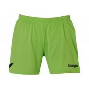 Pantalones Cortos Kempa Mujer Verde
