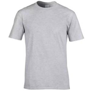 Camiseta Negra Hummel Legacy Chevron Gris claro