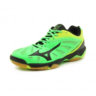 ZAPATILLA MIZUNO Wave Eruption color verde